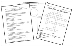 Printables Because Of Winn Dixie Worksheets because of winn dixie vocabulary worksheet intrepidpath book punch interactive response to literature teaching tools english prehension questions