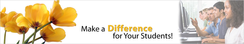 Make a Difference for Your Students